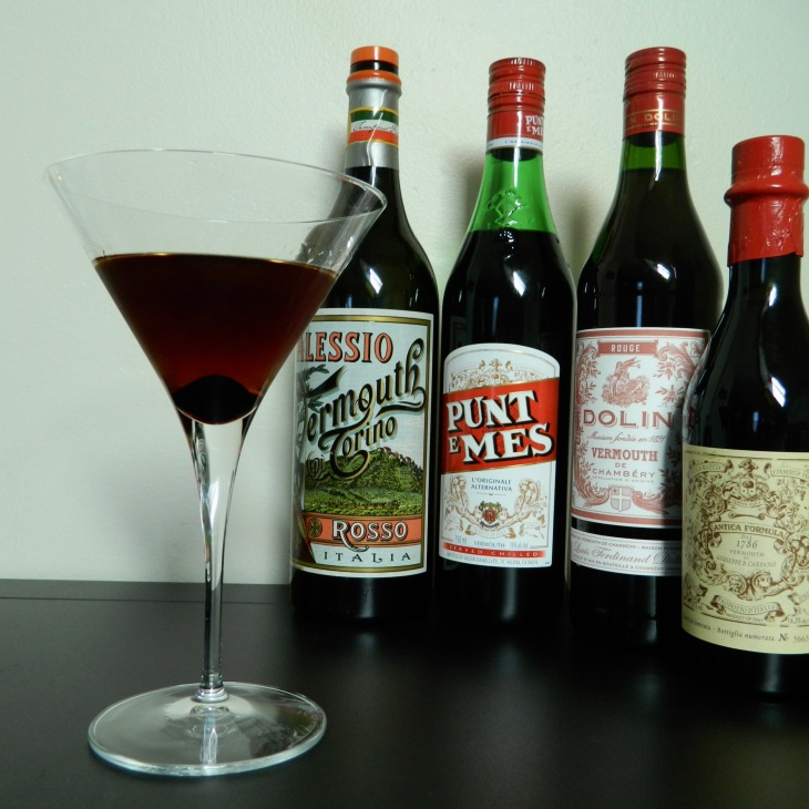 vermouth w manhattan